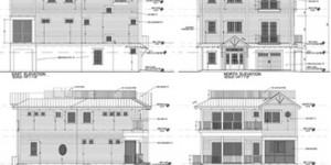 Joe Angeleri - Architectural Design showing Elevations