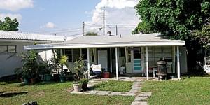 Joe Angeleri - Original Home before tear down