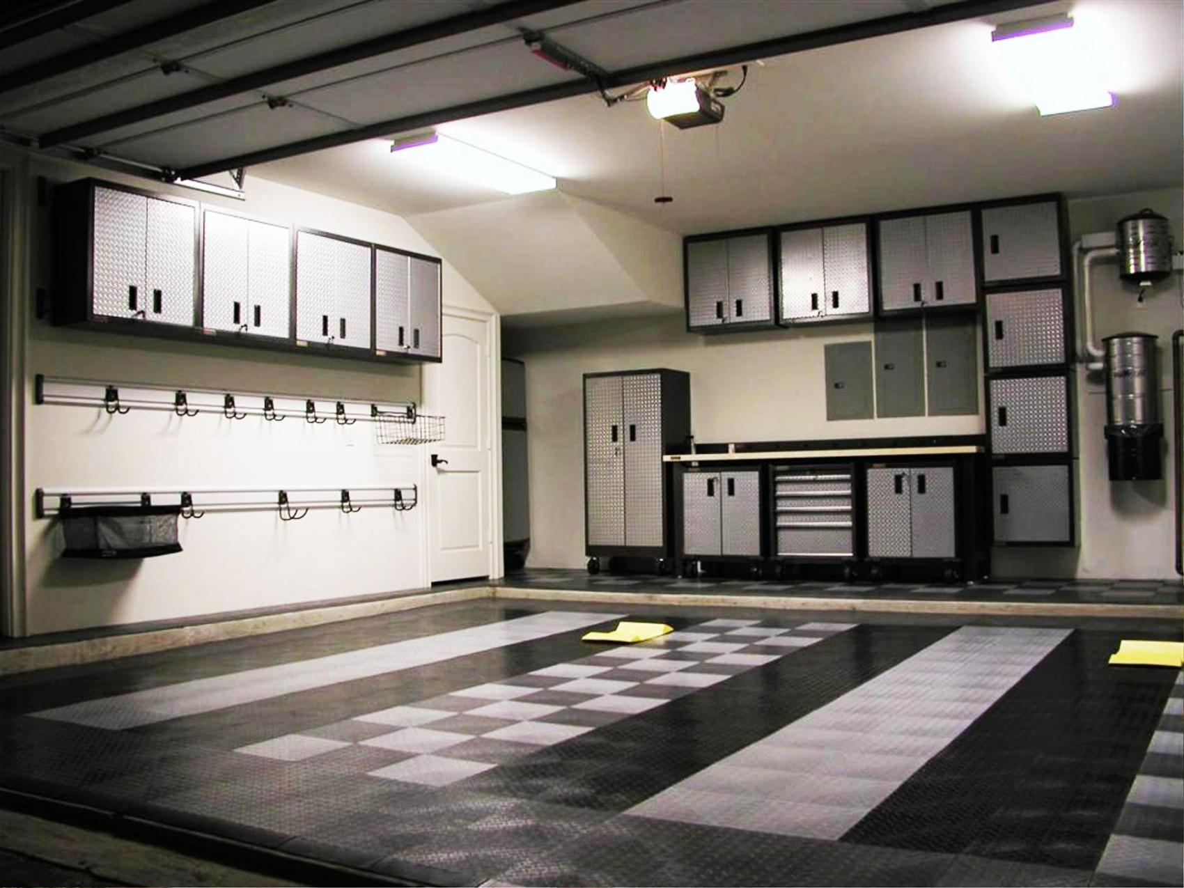 Custom garages for Garage designs interior ideas