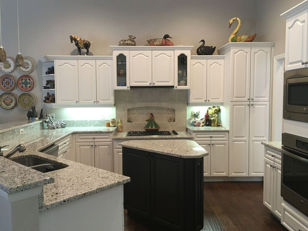 After kitchen - Lakewood Ranch whole house remodel - Joe Angeleri