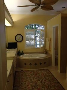 BEFORE - master bath Lakewood Ranch Whole House Remodel - Joe Angeleri