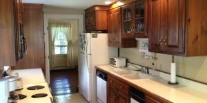 Joe Angeleri - Historic 1790 Greek Revival restoration -Kitchen