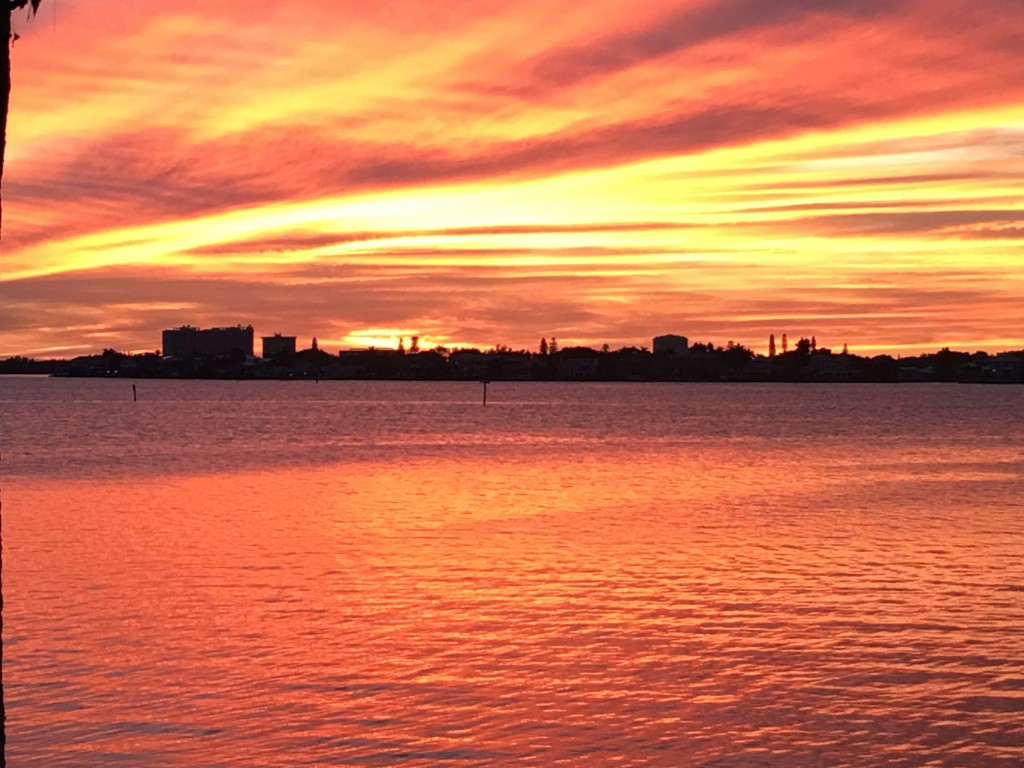 What a sunset! - Joe Angeleri