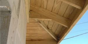 Joe Angeleri - New home soffit detail