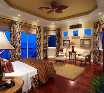 AFTER - Master Bed Room- Joseph Angeleri Harbor Acres remodeling project