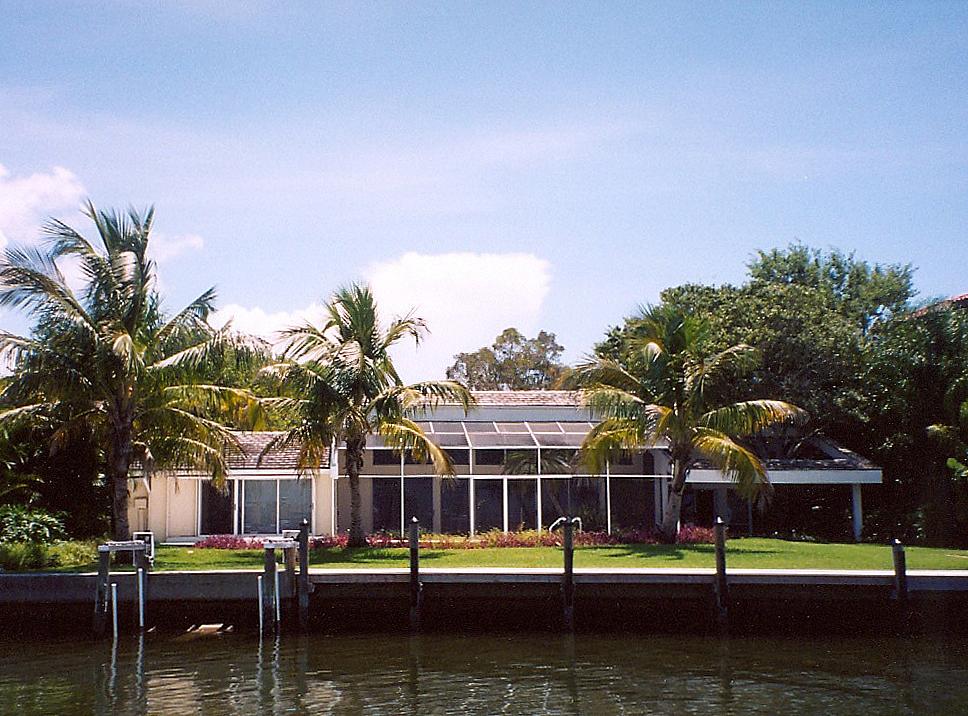 BEFORE - Rear - Joseph Angeleri Harbor Acres remodeling project