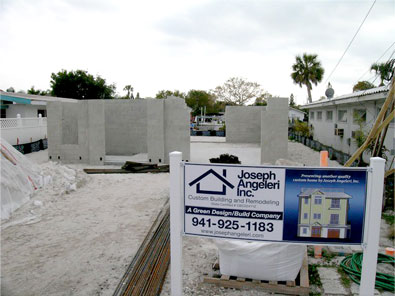 Joe Angeleri - New Home Construction Project