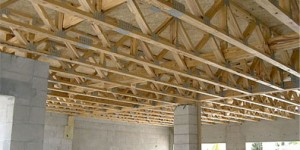 Joe Angeleri - New Home Framing the second floor