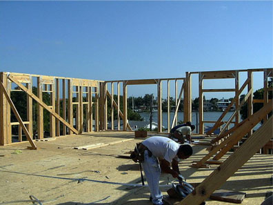Joe Angeleri - New Home Framing