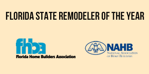Joe Angeleri - Remodeler Of The Year Award