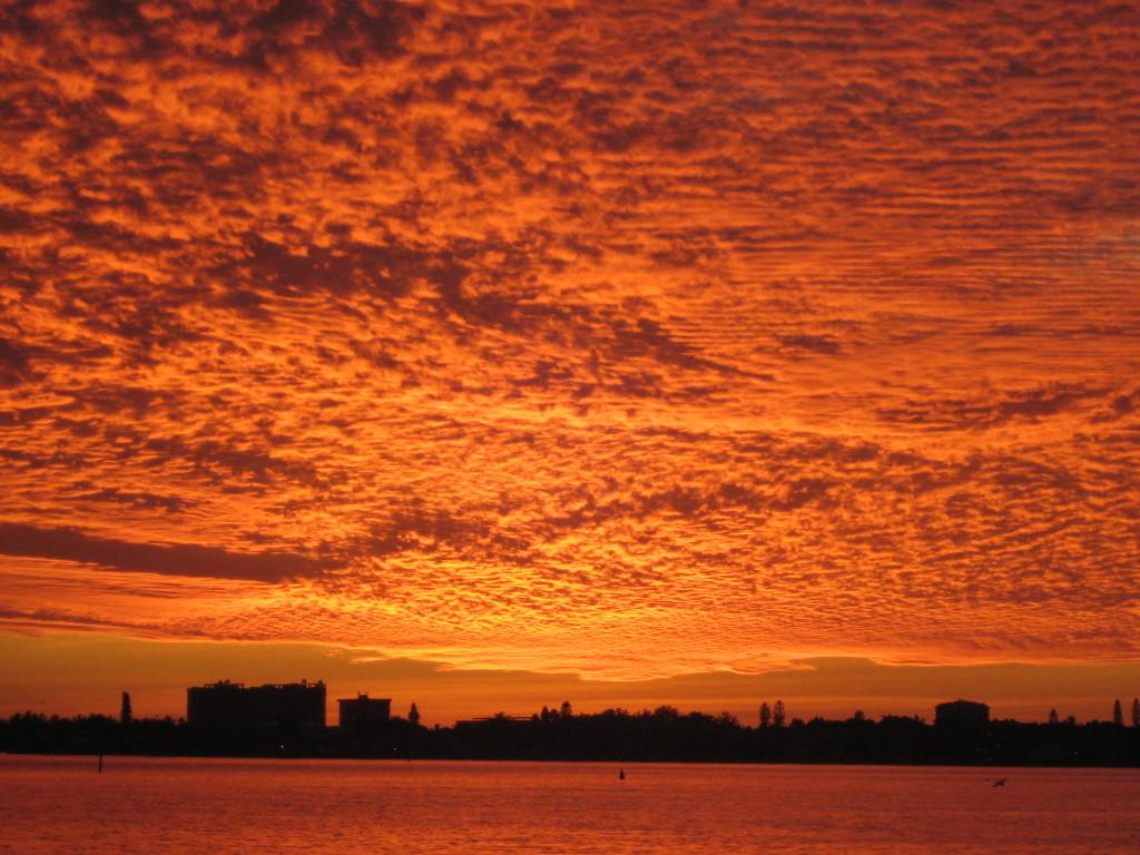 Oh those sunsets! - Joe Angeleri