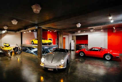 Great Custom garages
