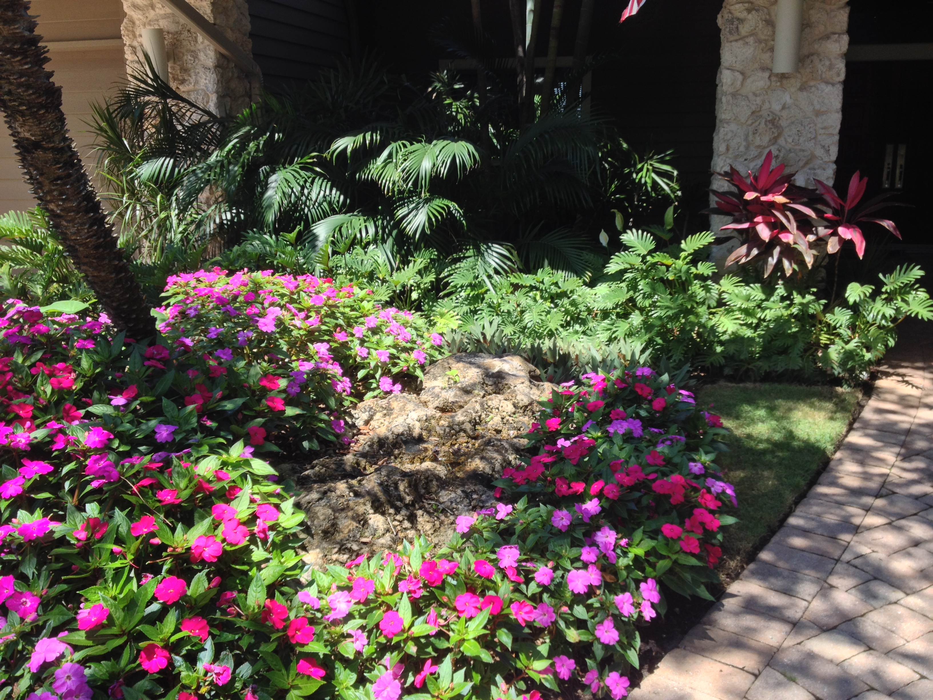 Joe Angeleri - Landscaping design and installation