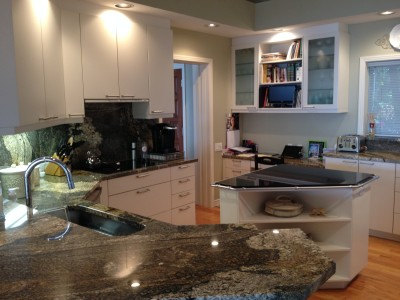 Modern kitchen remodel - Joe Angeleri